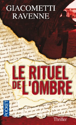 9782266152761: Le rituel de l'ombre (French Edition)