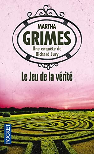 Le jeu de la vérité: Grimes, Martha
