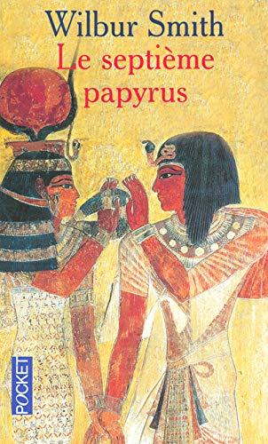 9782266155298: Le septi�me papyrus