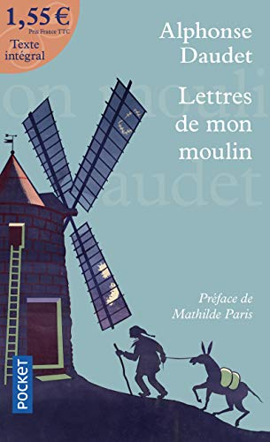 Lettres de Mon Moulin (English and French Edition)