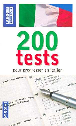9782266158893: 200 Tests pour progresser en italien