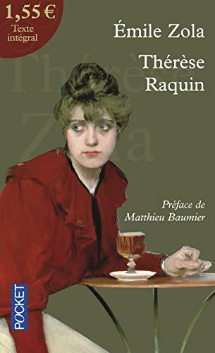 9782266159210: Therese raquin a 1,55 euros (Pocket)