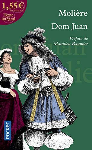 9782266159234: Dom Juan : Ou Le Festin de pierre (Pocket 1€50)