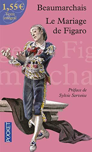 9782266162494: La folle Journée ou le Mariage de Figaro : Précédé de la préface de l'auteur de 1785 (Pocket)