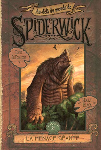 9782266162913: 2. Au-delà du monde de Spiderwick - cycle II