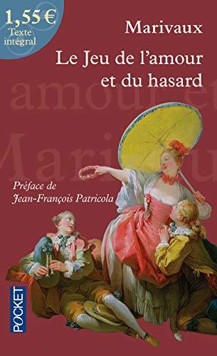 9782266163774: Le Jeu de l'amour et du hasard (Pocket)