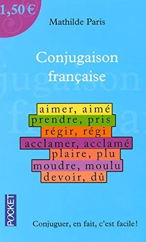 9782266165013: Conjugaison française (French Edition)
