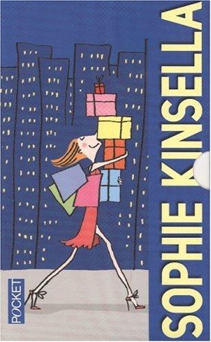 9782266165198: Sophie Kinsella Coffret en 3 volumes : Confessions d'une accro du shopping ; L'accro du shopping à Manhattan ; L'accro du shopping dit oui