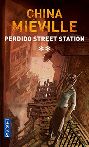 Perdido street station - 2: Mi�ville, China