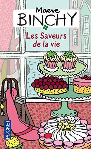 9782266166935: Les saveurs de la vie (Pocket roman)