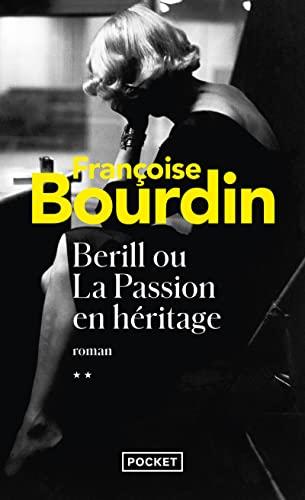 9782266168892: Berill ou la passion en héritage