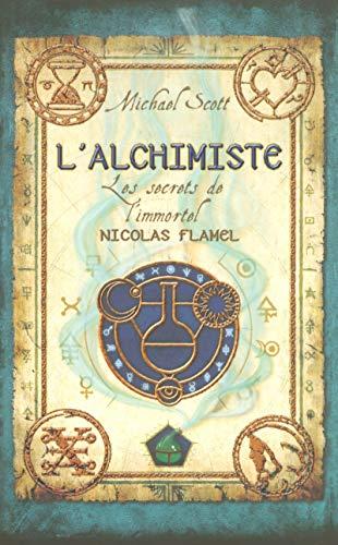 9782266169172: Les secrets de l'immortel Nicolas Flamel, Tome 1 : L'alchimiste