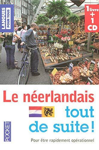 9782266169219: COFFRET LE NEERLANDAIS TOUT DE SUITE -LIVRE + 1 CD AUDIO-