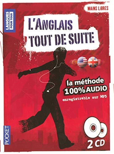 9782266169325: Coffret Mains libres L'anglais tout de suite 100% AUDIO (2CD)