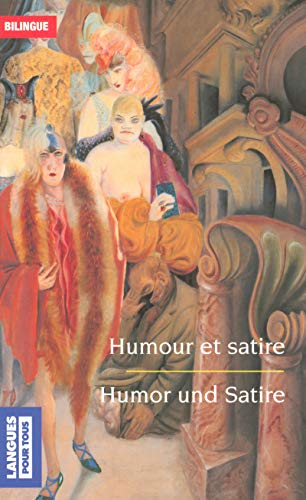 9782266170765: Humour et satire / humor und satire - bilingue (Pocket Langues pour tous)