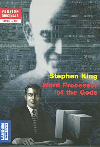 9782266171830: Word processor of the Gods (1 livre + 1CD)