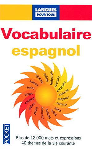 Vocabulaire espagnol (French Edition): Edouard Jimenez