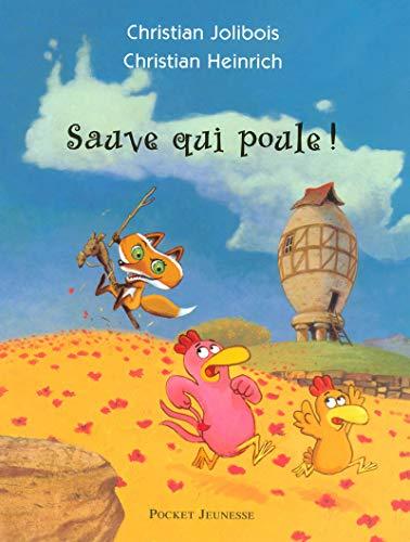 9782266172387: Les P'tites Poules : Sauve qui poule !