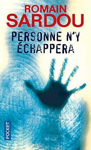 9782266172752: Personne N'y Echappera (French Edition)