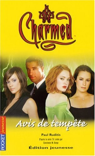 9782266176491: Charmed, Tome 25 : Avis de tempête