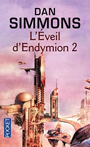 9782266177481: Les voyages d'Endymion, Tome 4 : L'éveil d'Endymion : Tome 2 (Pocket Science-fiction)