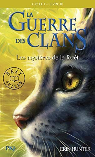 9782266178921: Guerre Clans T3 Mysteres Foret (Warriors (Erin Hunter)) (English and French Edition)