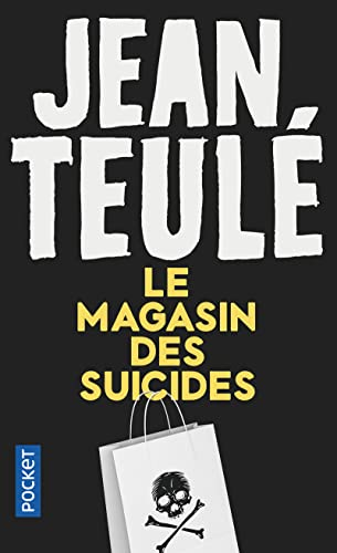 9782266179270: Le magasin des suicides (Pocket)