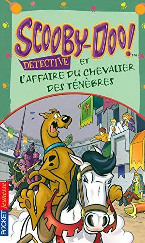 9782266179638: Scooby-Doo détective : Scooby-Doo et l'affaire du chevalier des Ténèbres