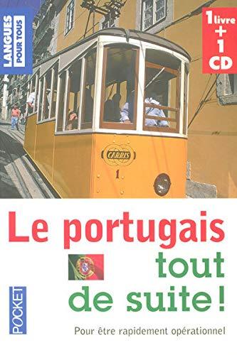 9782266180511: Le Portugais Tout De Suite Livre + 1 CD (French Edition)