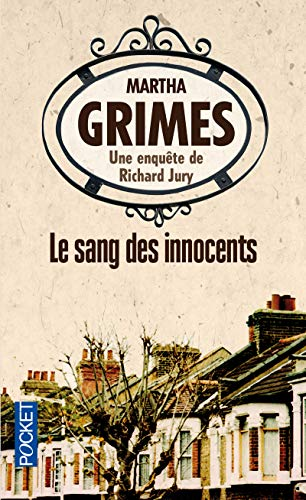 Le sang des innocents: Grimes, Martha