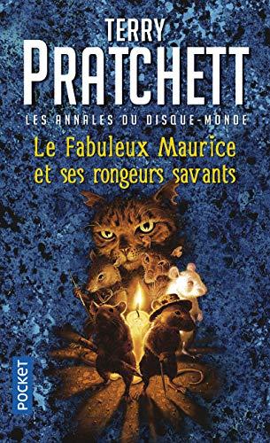 9782266182027: Le fabuleux Maurice et ses rongeurs savants (Un roman du Disque-Monde): 23 (Pocket Fantasy)