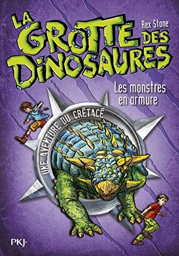 Les monstres en armure - N° 3: Stone, Rex