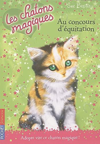 9782266185134: Les chatons magiques - tome 08 : Au concours d'équitation (08)