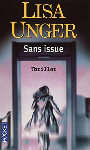 9782266185318: Sans issue (Pocket. Thriller)