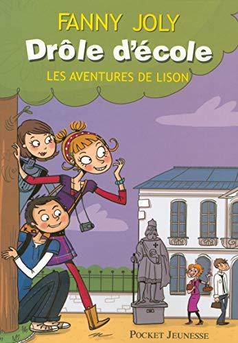 9782266187268: Drole d'ecole Les aventures de Lison