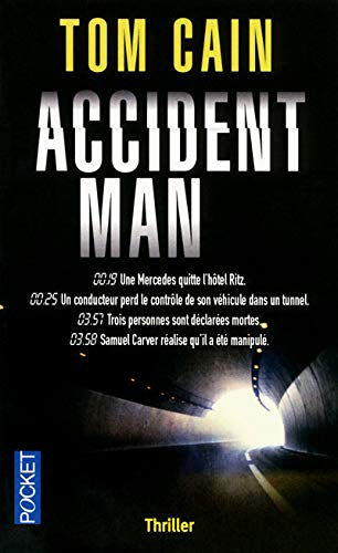 9782266188029: Accident man (French Edition)