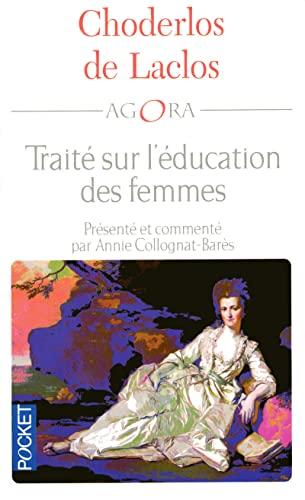9782266188555: traité sur l'éducation des femmes, de Choderlos de Laclos