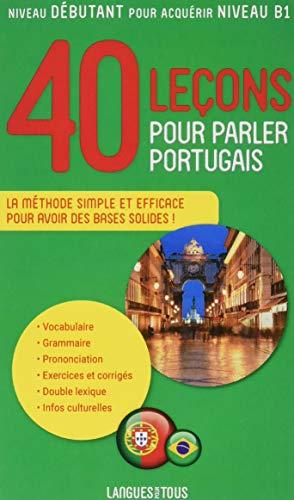9782266189088: 40 leçons pour parler portugais (Pocket Langues pour tous)