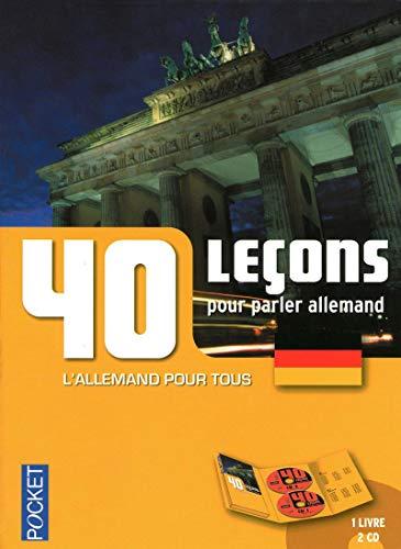 40 leçons pour parler allemand (2CD audio) (French Edition): Stéphane Rilling