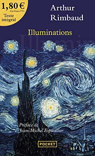 Les Illuminations à 1,55 euros (Pocket classiques): Rimbaud, A.
