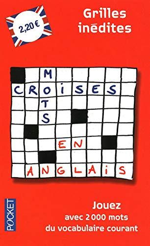 9782266196826: Mots croisés en anglais (French Edition)