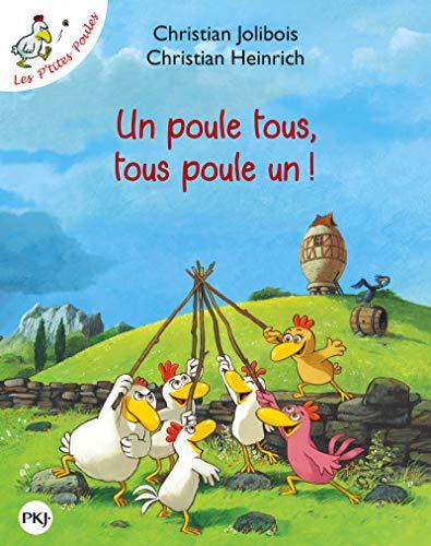 9782266199766: Un poule tous, tous poule un ! (Les P'tites Poules)
