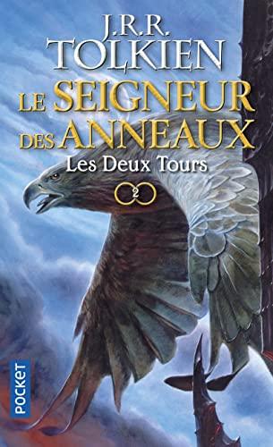9782266199803: Le Seigneur des Anneaux, Tome 2 : Les deux Tours (Pocket Fantasy)