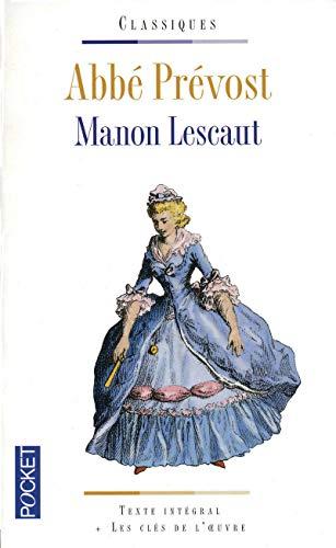 9782266199834: Manon Lescaut (Pocket classiques)