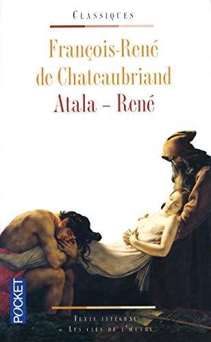 9782266199865: Atala - René (Pocket classiques)