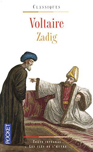 9782266199933: Zadig ou La destinee (Pocket classiques)