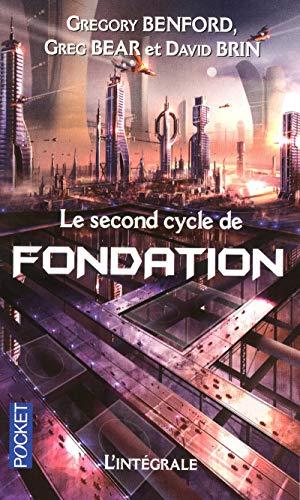 9782266200295: Le second cycle de Fondation