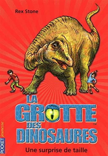 9782266201469: La grotte des dinosaures, Tome 11 : Une surprise de taille