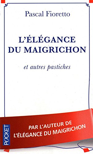 9782266202466: L'Elegance Du Maigrichon (French Edition)