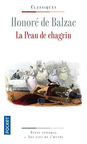 9782266203869: La Peau de chagrin (Pocket classiques)